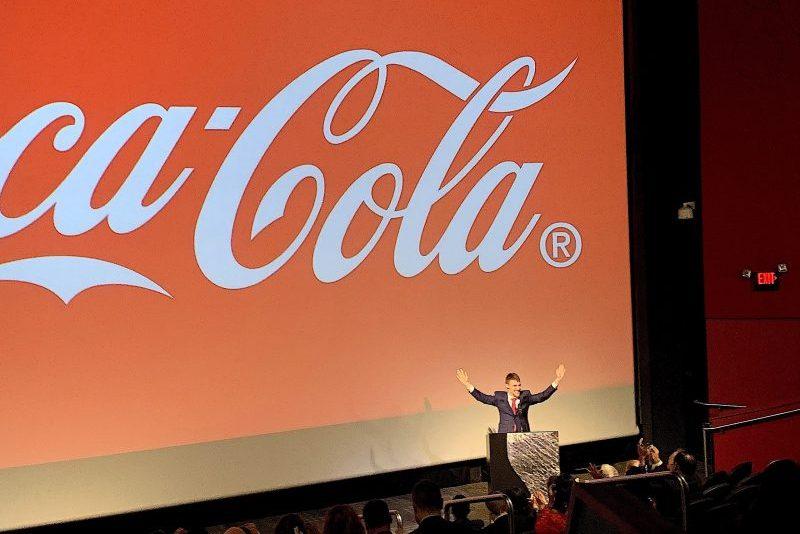 Alexander Velitchko at Coca-Cola